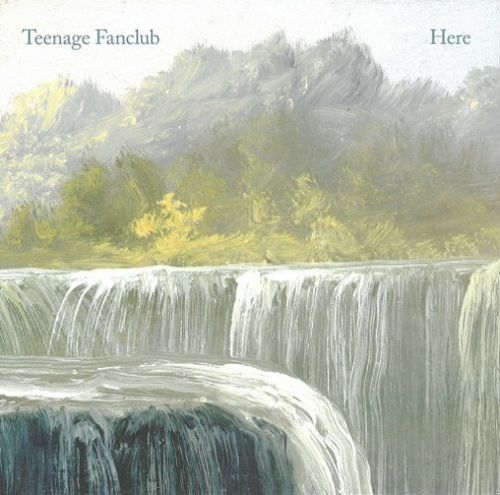 TEENAGE FANCLUB Here Vinyl Record LP Pema 2016